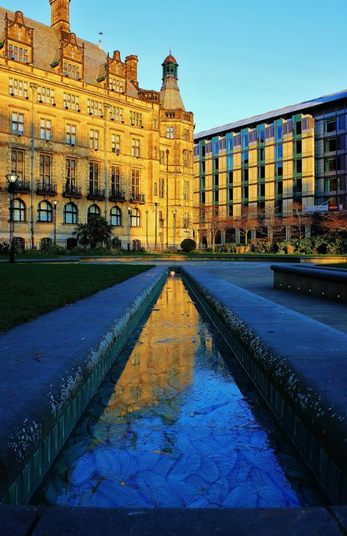 The Peace Gardens – Sheffield