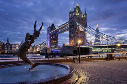 Tower Bridge – London