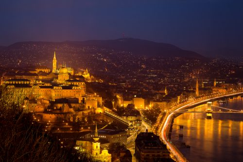 The Royal Palace – Budapest