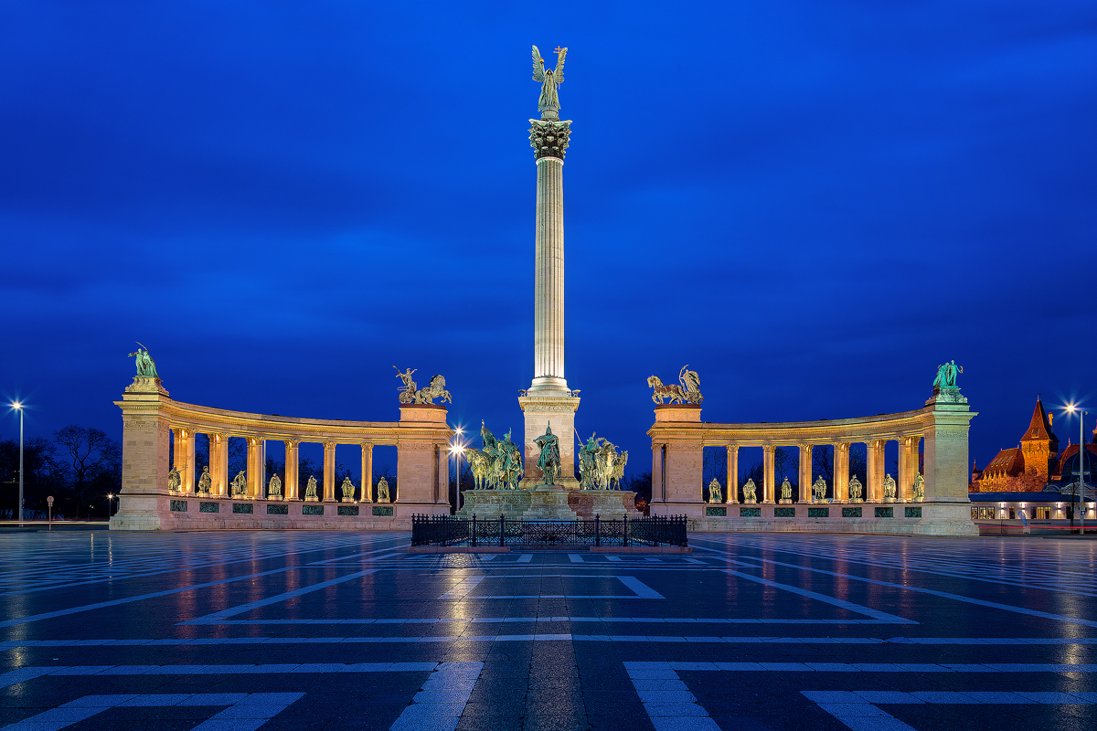 Heroes' Square – Budapest