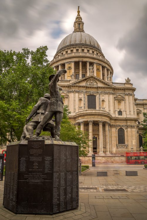 St Paul's Cathedral – London
