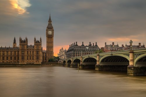 Palace of Westminster – London