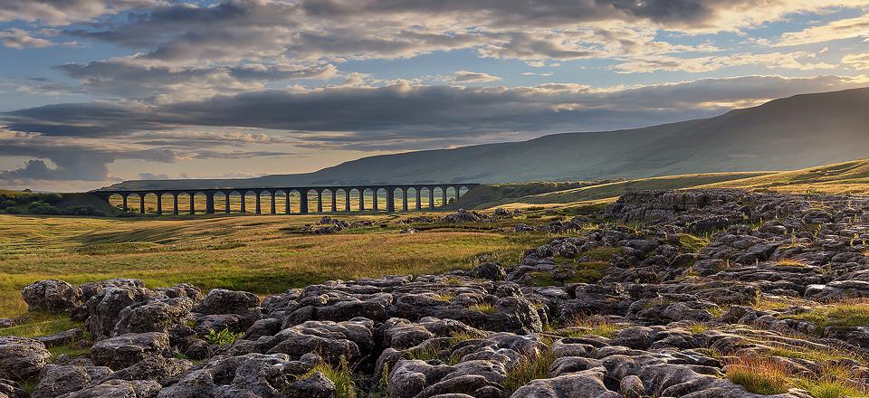 Ribblehead Viaduct LPOTY - Network Rail Award Winner