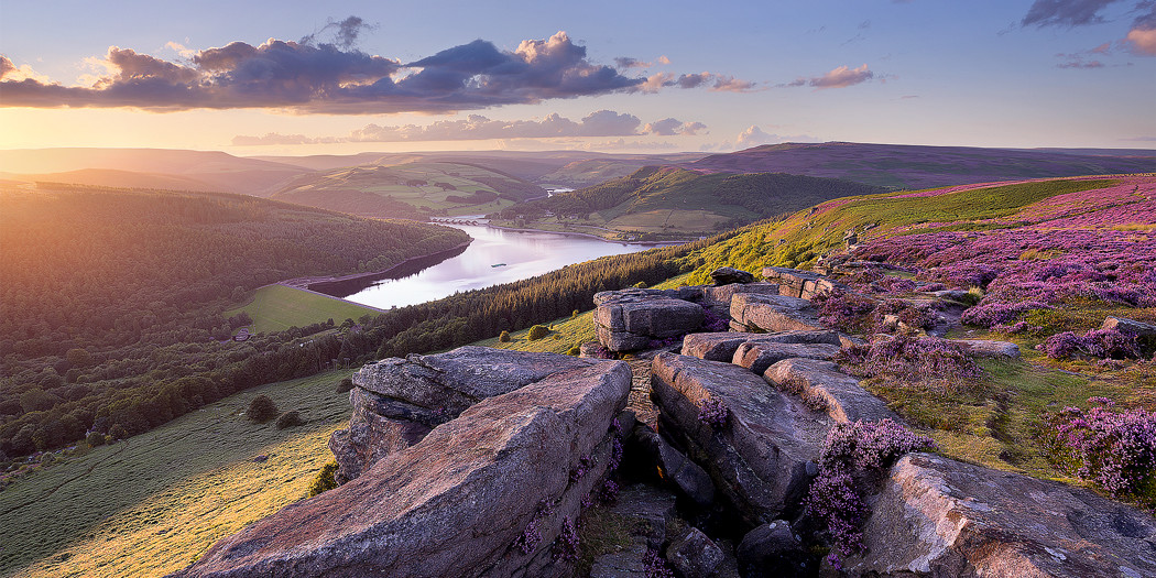 Landscape Photography Workshop - Bamford Edge, Peak District