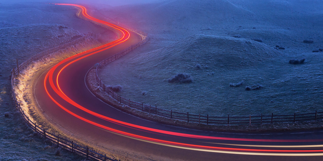 Landscape Photography Workshop - Mam Tor, Peak District