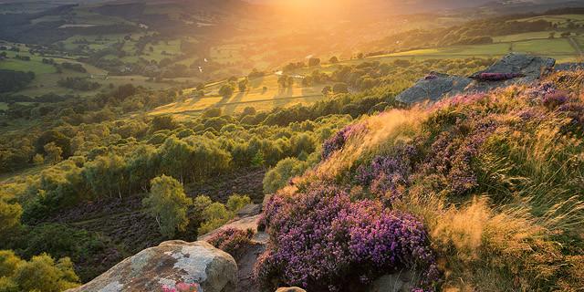 Landscape Photography Workshop - Millstone Edge, Hathersage, Hope Valley, Peak District