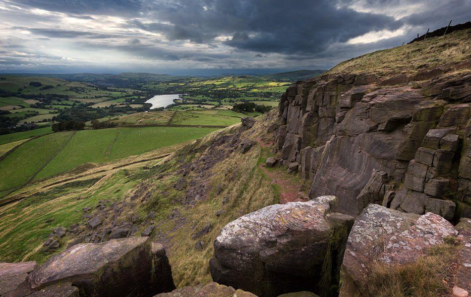 Castle Naze - Peak District Photography