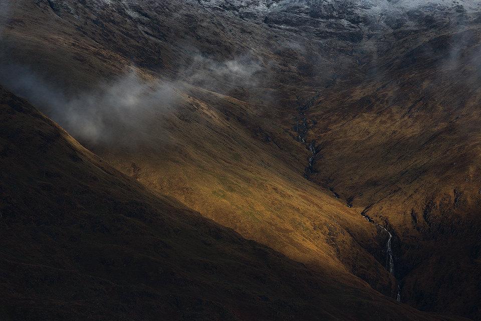 Loch Awe Mountain