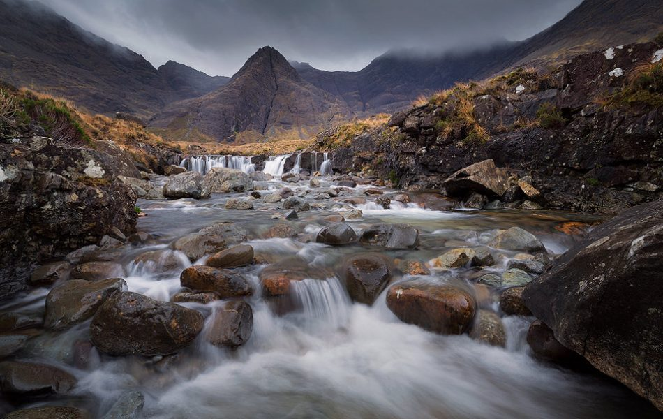 The Fairy Pools, Isle of Skye - Scotland Landscape photography