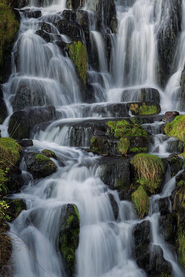 Bride's Veil Waterfall, Isle of Skye