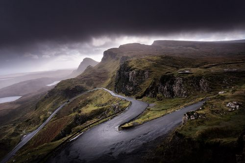 Quiraing – The Unnamed Road