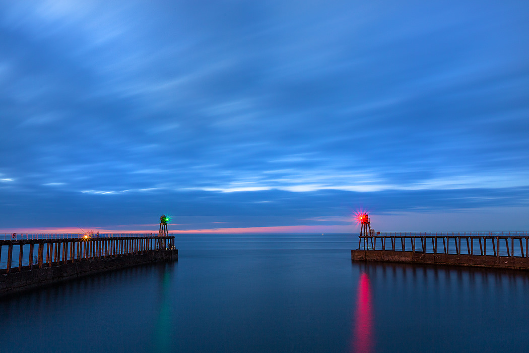 Whitby Harbour - Yorkshire Coast