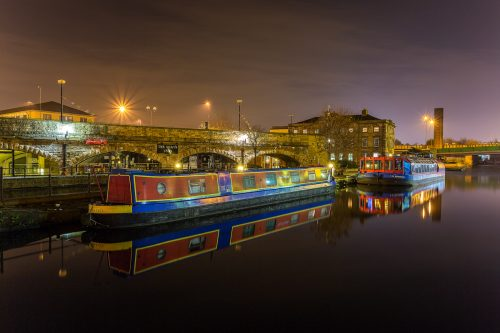 Sheffield Canal - Sheffield Photography
