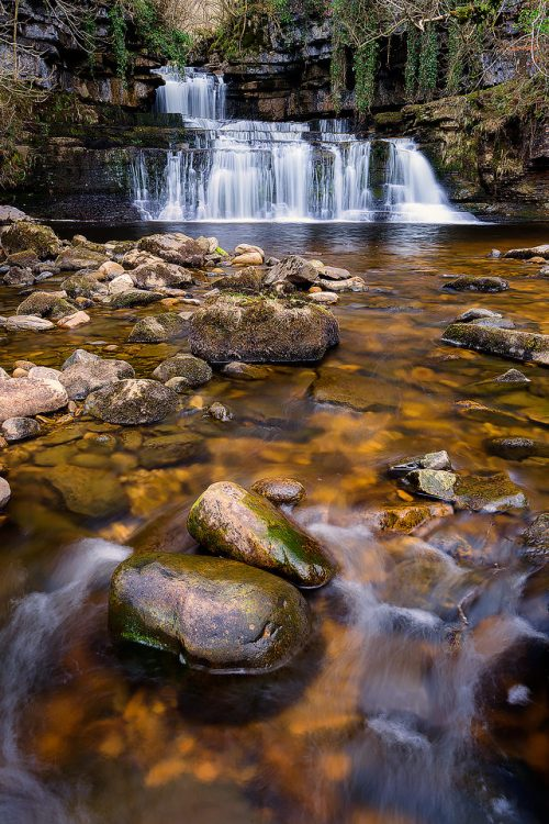 Cotter Force Waterfall - Yorkshire Dales Photography