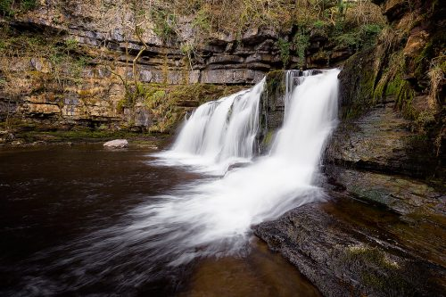 Cotter Force Waterfall