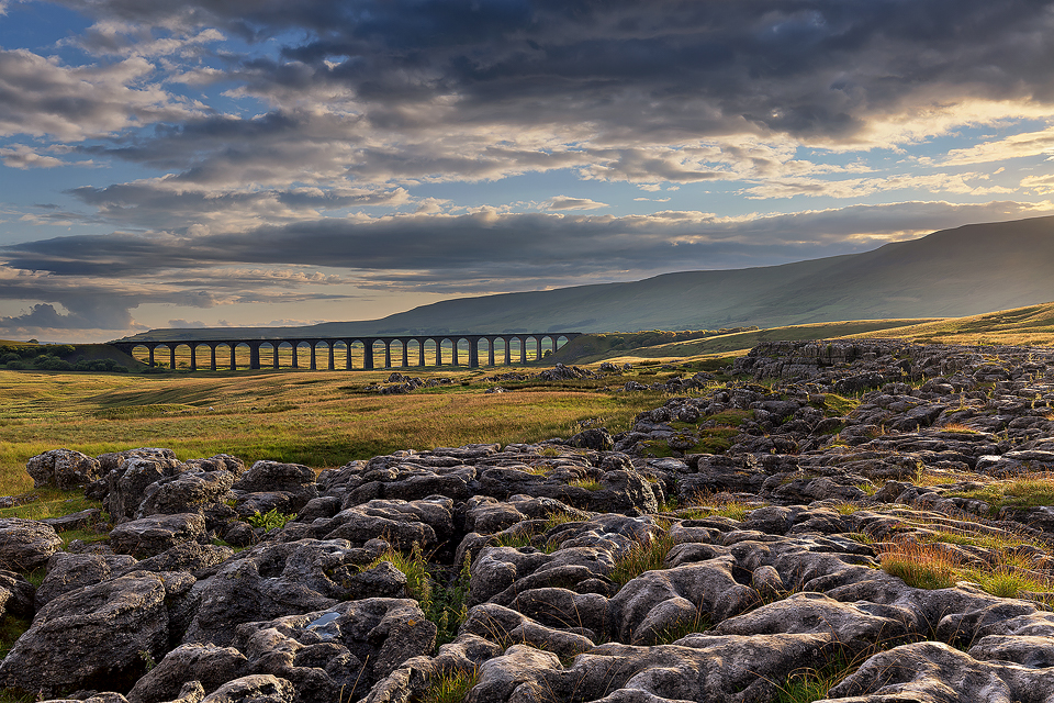 Ribblehead Viaduct LPOTY - Network Rail Award Winner