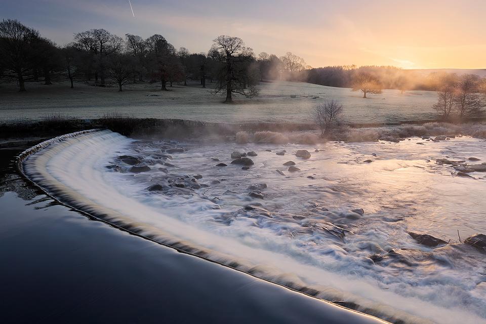 Chatsworth Weir