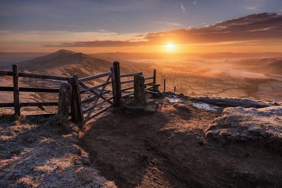 Landscape Photography Workshop - The Great Ridge, Peak District