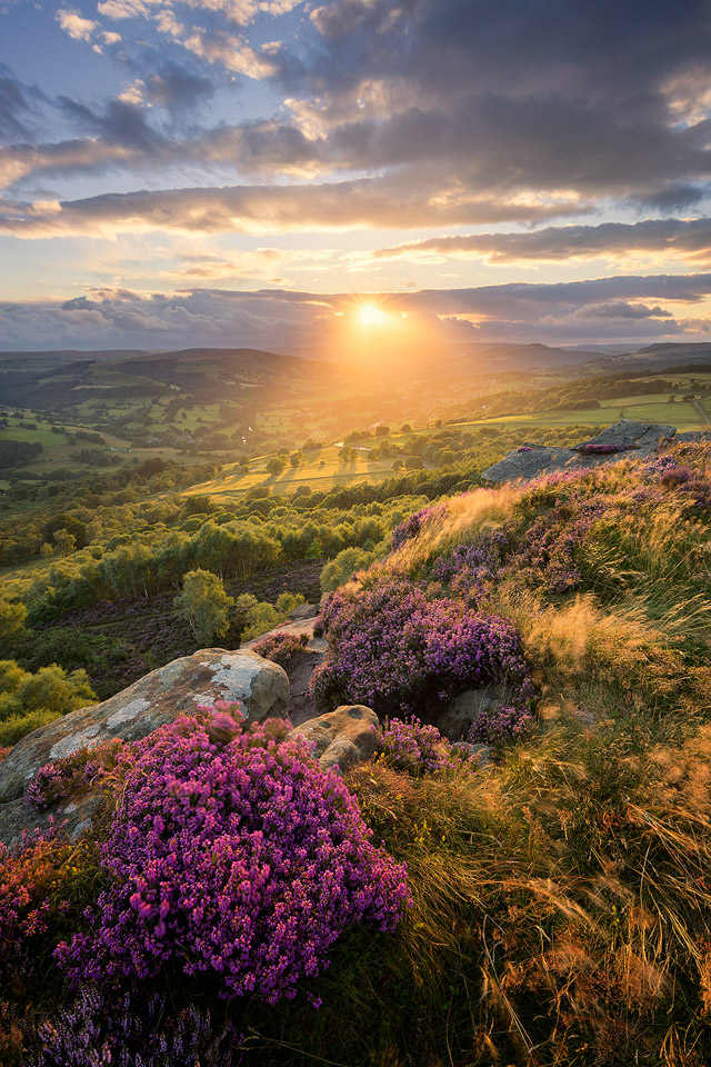 Landscape Photography Workshop - Millstone Edge, Hathersage, Hope Valley, Peak District