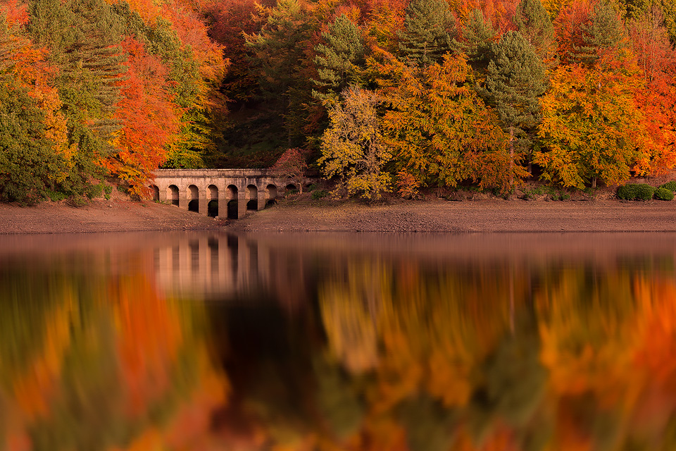 Landscape Photography Workshop - Derwent Reservoir, Peak District