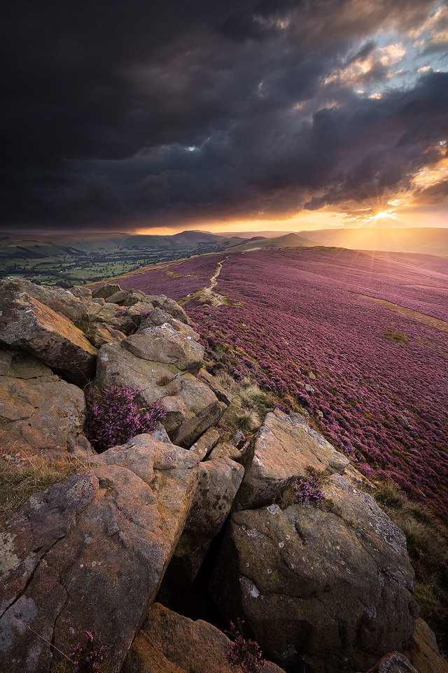 Win Hill - Peak District Photography