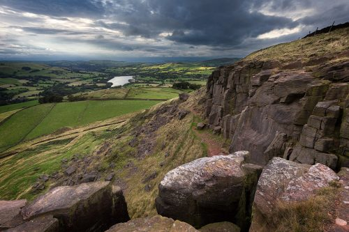 Castle Naze - Peak District Photography